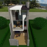 floorplans mieszkanie dom meble wystrój wnętrz łazienka sypialnia pokój dzienny kuchnia pokój diecięcy kawiarnia architektura mieszkanie typu studio 3d