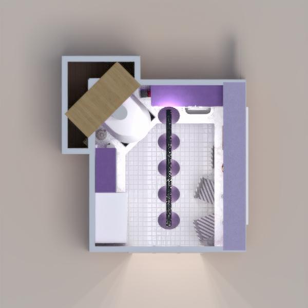 floorplans decoración cocina iluminación 3d