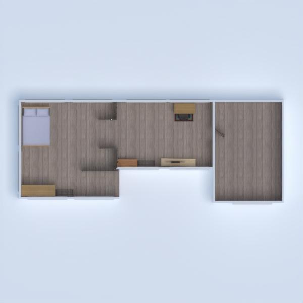 floorplans sypialnia pokój dzienny kuchnia pokój diecięcy biuro 3d