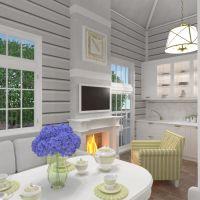 floorplans namas baldai vonia miegamasis svetainė virtuvė 3d