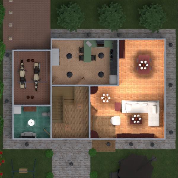 floorplans haus mobiliar dekor do-it-yourself badezimmer schlafzimmer garage küche outdoor kinderzimmer beleuchtung haushalt lagerraum, abstellraum 3d