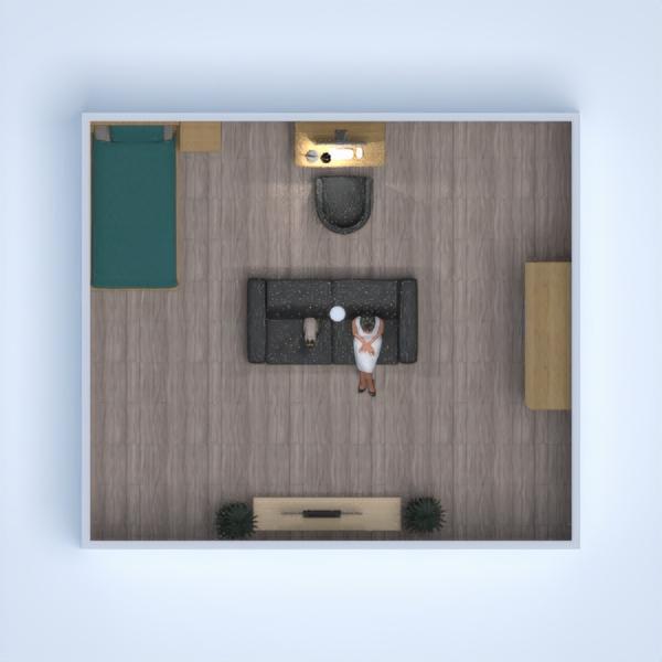 floorplans casa bricolaje dormitorio 3d