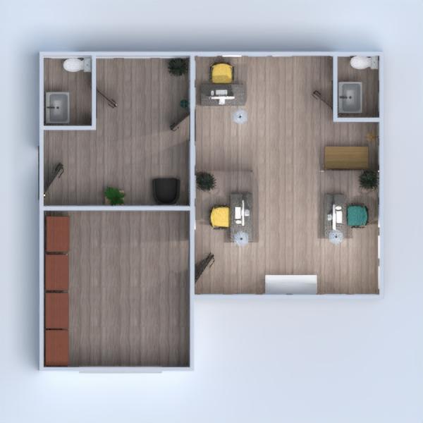 floorplans apartamento casa 3d