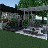 floorplans namas baldai dekoras vonia miegamasis svetainė virtuvė eksterjeras apšvietimas renovacija valgomasis аrchitektūra 3d