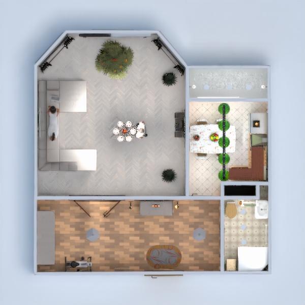 floorplans apartment house household 3d