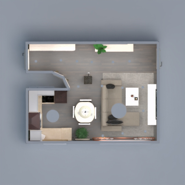 floorplans apartamento decoración dormitorio reforma estudio 3d