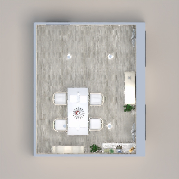 floorplans apartamento casa quarto 3d