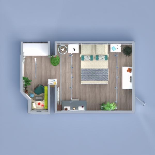 floorplans schlafzimmer 3d