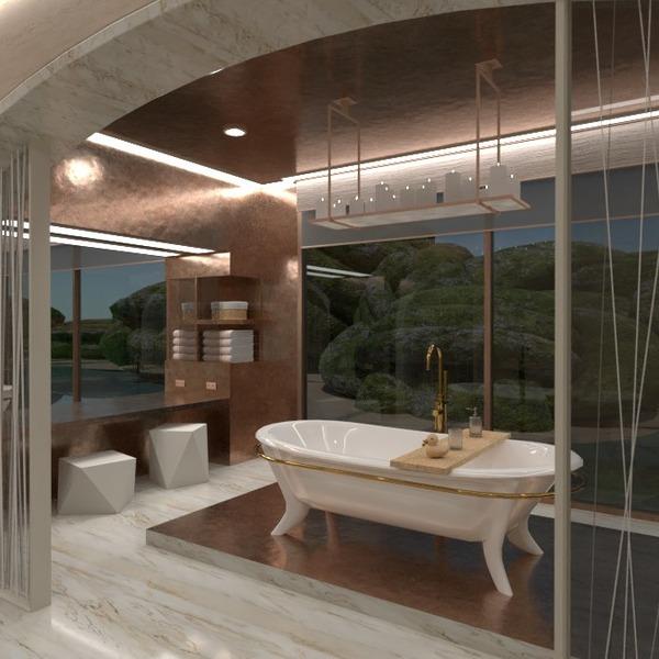 progetti bagno illuminazione paesaggio architettura ripostiglio 3d