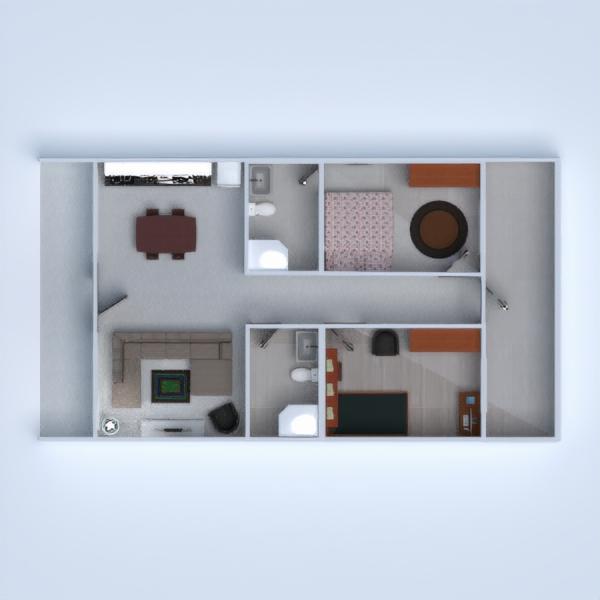 floorplans casa muebles decoración bricolaje cuarto de baño dormitorio salón cocina comedor arquitectura 3d