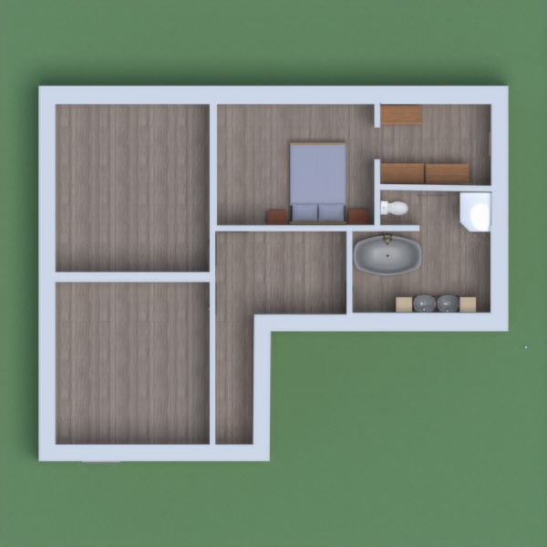 floorplans garage küche 3d