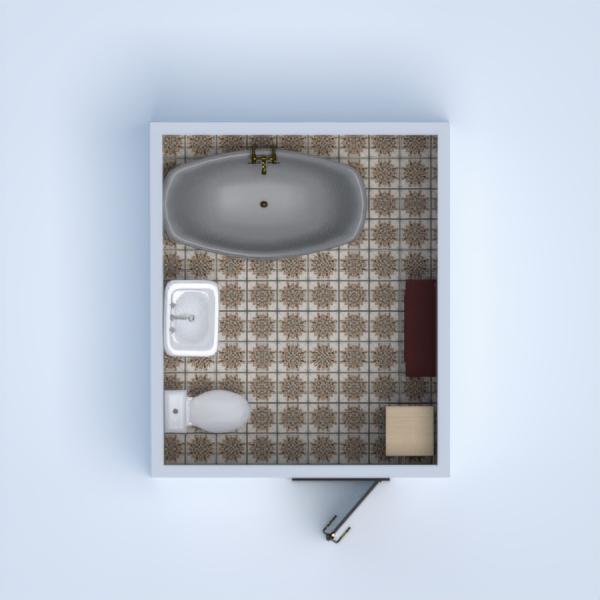 floorplans łazienka 3d