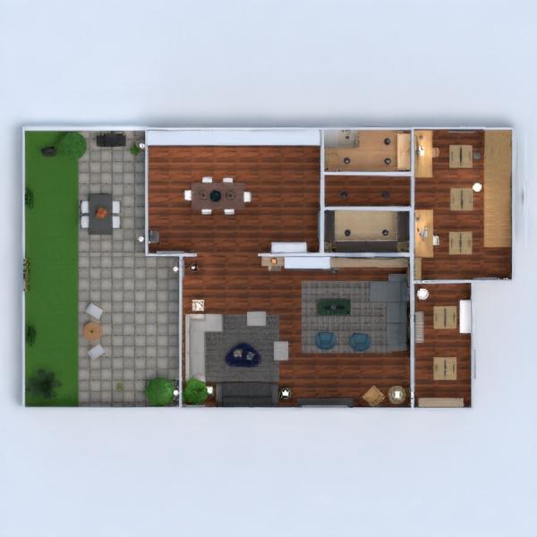 floorplans appartamento casa veranda arredamento decorazioni angolo fai-da-te bagno camera da letto saggiorno cucina esterno cameretta studio illuminazione famiglia architettura ripostiglio vano scale 3d