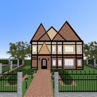 floorplans haus outdoor architektur 3d