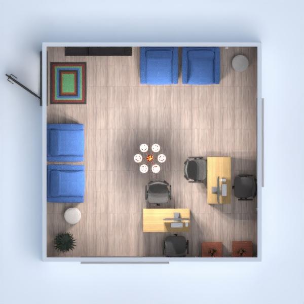 floorplans biuras 3d