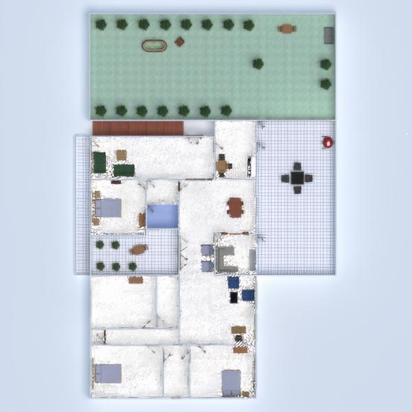 floorplans apartment terrace renovation 3d