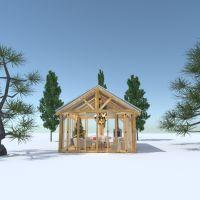 floorplans paisagismo 3d