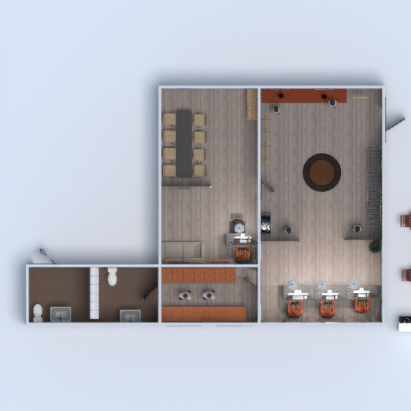 floorplans trastero estudio descansillo 3d