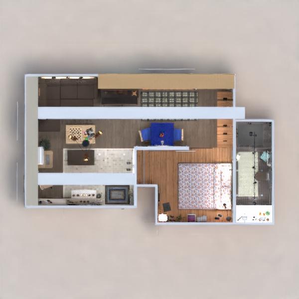 floorplans mieszkanie meble wystrój wnętrz zrób to sam łazienka sypialnia pokój dzienny kuchnia oświetlenie remont gospodarstwo domowe jadalnia przechowywanie mieszkanie typu studio wejście 3d