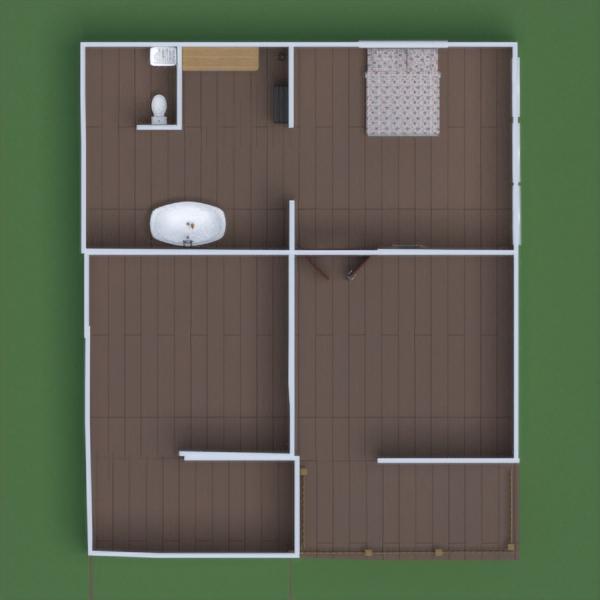 планировки дом сделай сам ванная спальня гостиная 3d