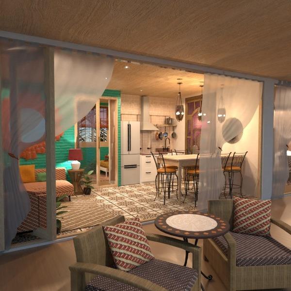 floorplans casa mobílias decoração utensílios domésticos arquitetura 3d