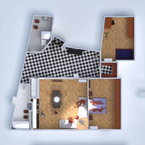 floorplans house storage 3d