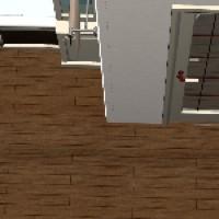 floorplans house bathroom 3d