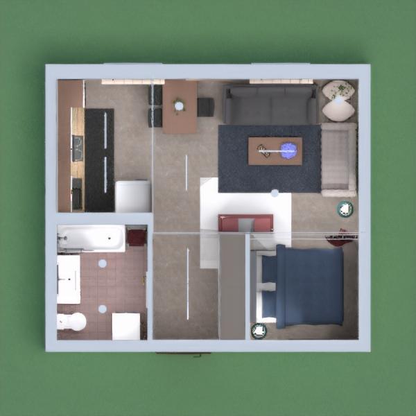floorplans wohnung haus dekor 3d