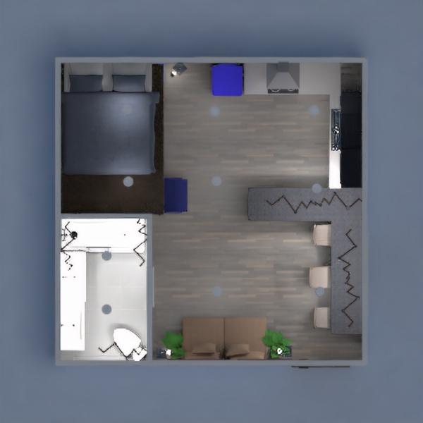 floorplans butas baldai studija 3d