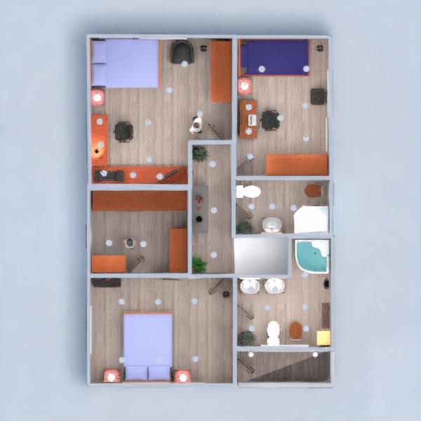floorplans esterno 3d