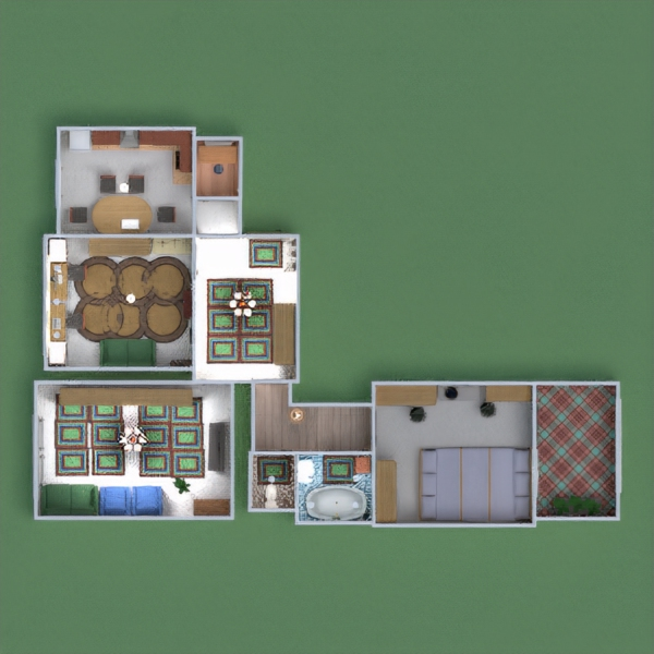 floorplans appartement maison diy rénovation studio 3d