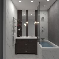 floorplans apartment house furniture bathroom lighting renovation 3d