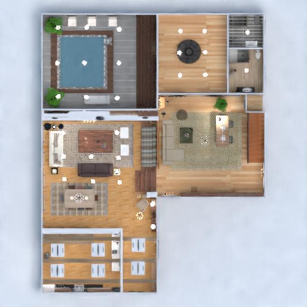 floorplans appartamento casa arredamento decorazioni angolo fai-da-te bagno camera da letto saggiorno cucina studio illuminazione sala pranzo architettura ripostiglio vano scale 3d