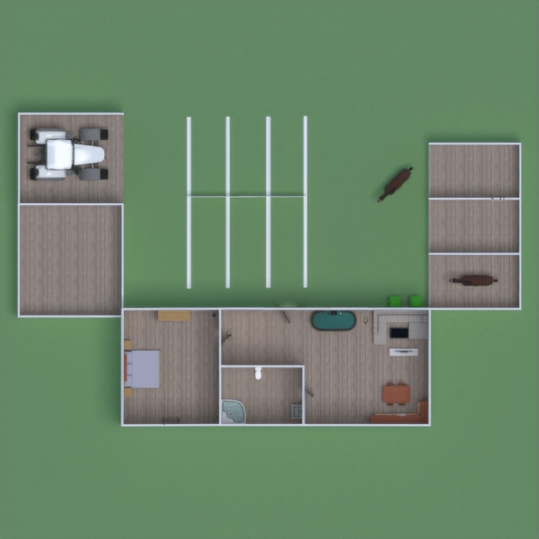 progetti casa oggetti esterni architettura 3d