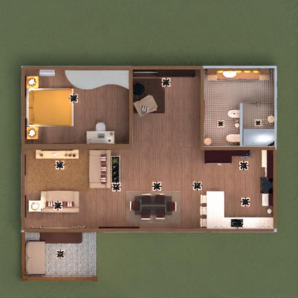 floorplans casa veranda arredamento decorazioni angolo fai-da-te bagno saggiorno cucina esterno illuminazione rinnovo paesaggio famiglia sala pranzo architettura ripostiglio vano scale 3d