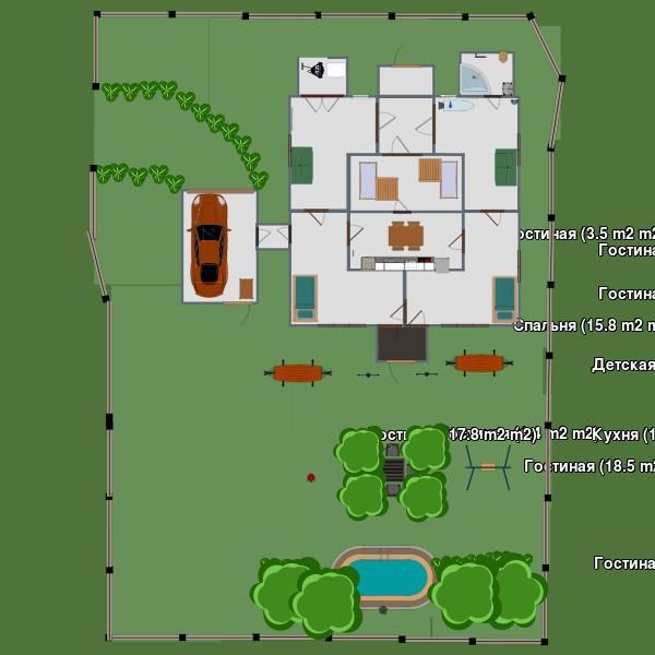 floorplans apartamento casa bricolaje garaje 3d