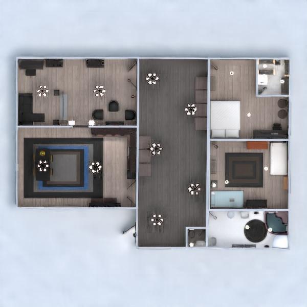 floorplans casa arredamento decorazioni bagno camera da letto saggiorno cucina cameretta studio illuminazione famiglia sala pranzo ripostiglio 3d