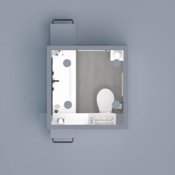 floorplans apartment house bathroom lighting renovation 3d