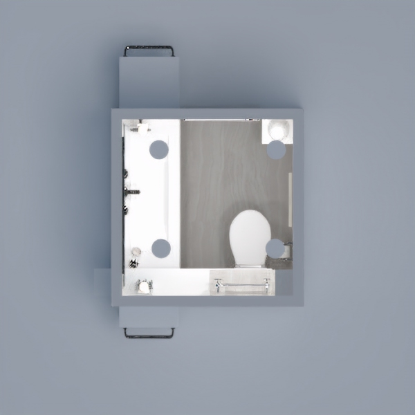 floorplans apartment house bathroom lighting renovation 3d