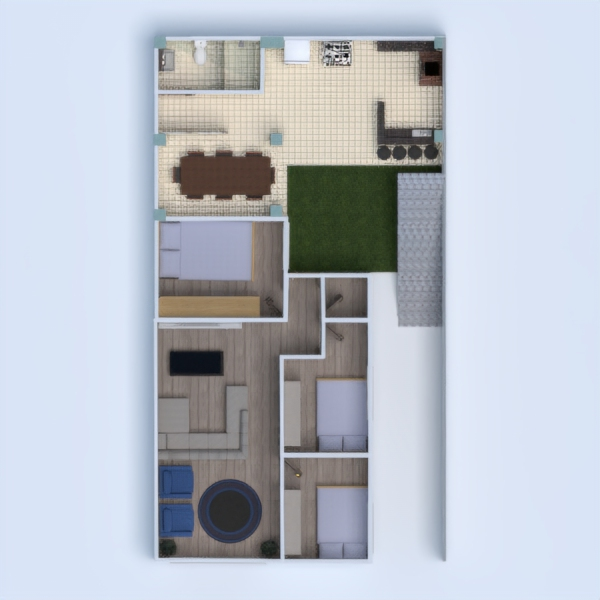 floorplans namas baldai dekoras pasidaryk pats 3d