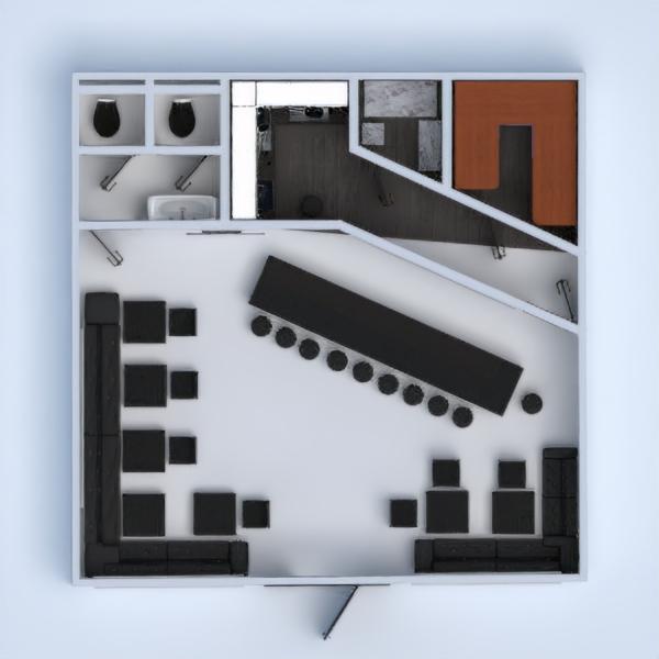floorplans cafe 3d