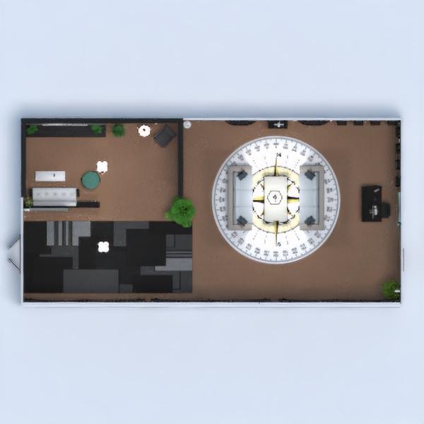 floorplans wystrój wnętrz biuro 3d