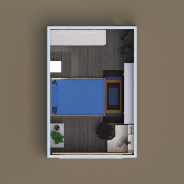floorplans apartment bedroom kids room 3d