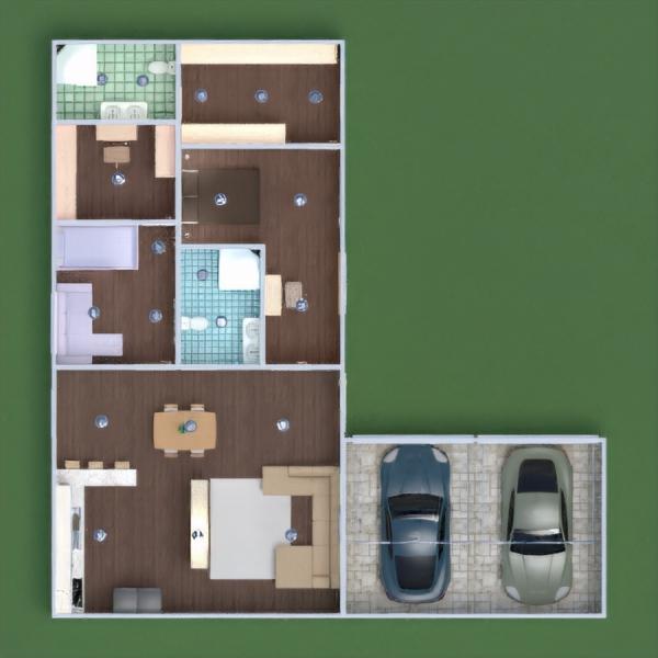 floorplans casa muebles decoración bricolaje cuarto de baño dormitorio salón garaje cocina habitación infantil despacho iluminación hogar comedor arquitectura 3d