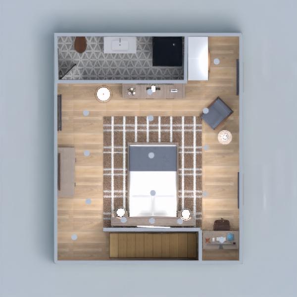 floorplans maison chambre à coucher salon cuisine architecture 3d