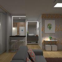 floorplans apartamento muebles decoración bricolaje cuarto de baño dormitorio cocina despacho iluminación hogar comedor arquitectura descansillo 3d