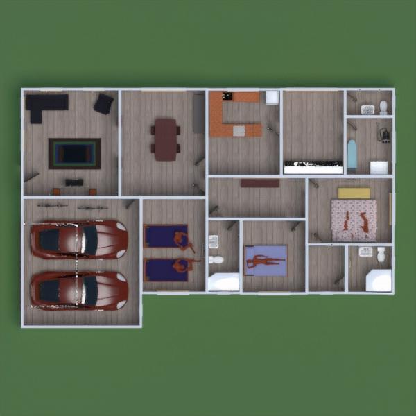 floorplans apartamento casa terraza muebles decoración bricolaje cuarto de baño dormitorio salón garaje cocina exterior habitación infantil despacho iluminación reforma paisaje hogar cafetería comedor arquitectura trastero estudio descansillo 3d