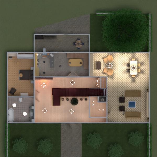 floorplans haus mobiliar dekor do-it-yourself badezimmer schlafzimmer küche outdoor beleuchtung haushalt esszimmer architektur 3d
