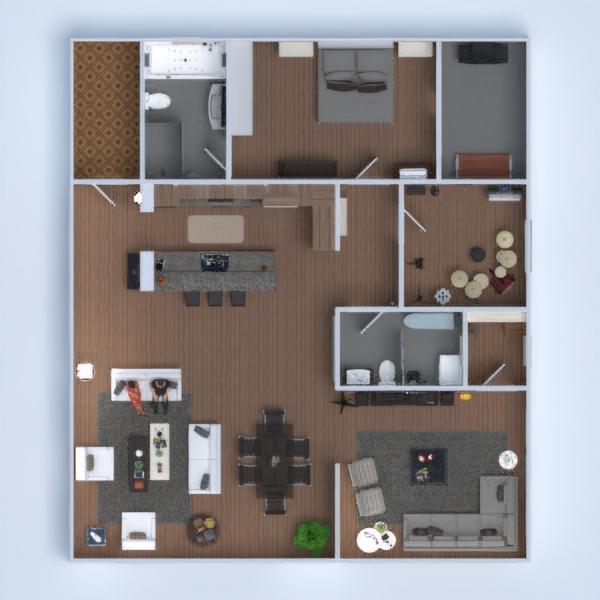 floorplans appartamento decorazioni angolo fai-da-te illuminazione architettura 3d