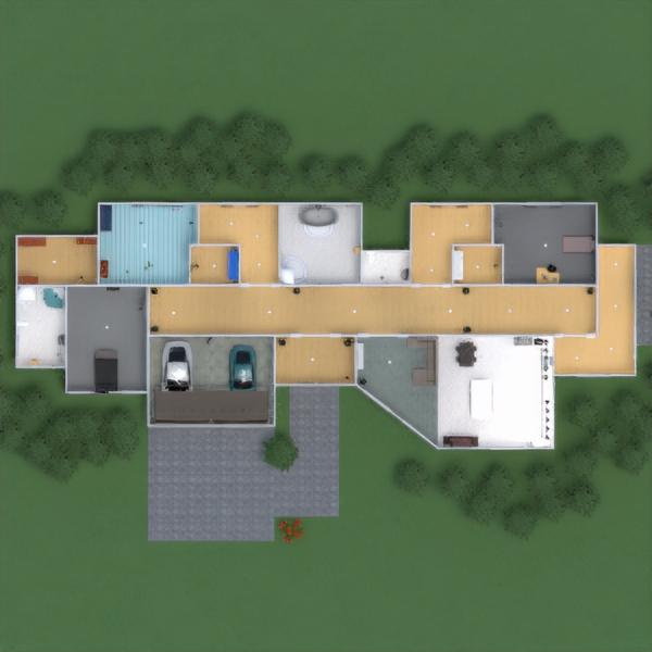floorplans casa terraza muebles decoración bricolaje cuarto de baño dormitorio salón garaje cocina exterior habitación infantil iluminación paisaje hogar comedor arquitectura trastero descansillo 3d